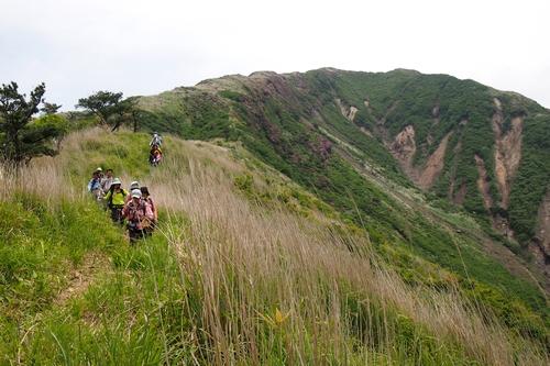 250526 烏帽子岳登山43