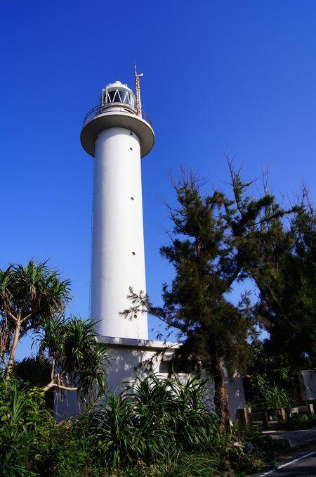 250525 国頭岬灯台1