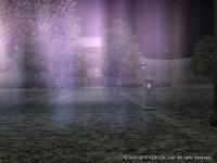 鬼門比叡 光のカーテン