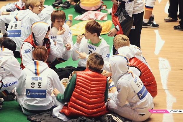 110123 Idol Athletics Championship - 4-3