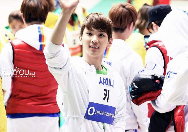 110123 Idol Athletics Championship - 3