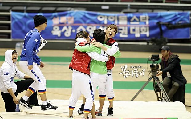 110123 Idol Athletics Championship - 10-13