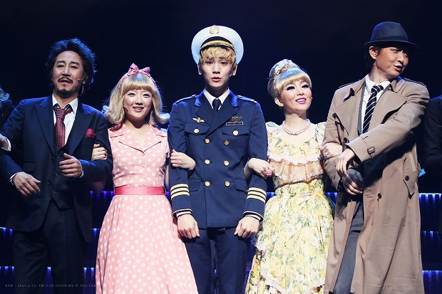 130127 Catch Me If You Can Musical PM3 - 11-2