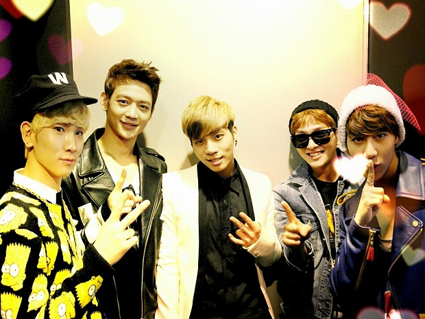me2day130309-2 from shinee