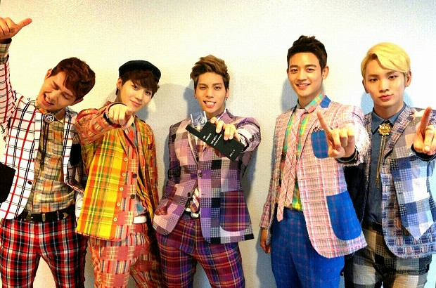 me2day130317 from shinee