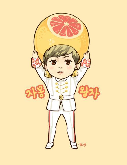 fanart cute jonghyun13