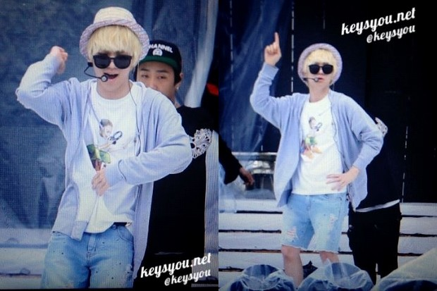 130510 Music Bank Rehearsal -1-