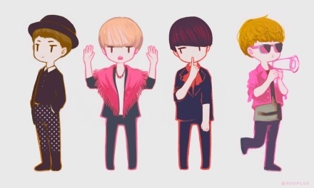 fanart cutekey by yuki