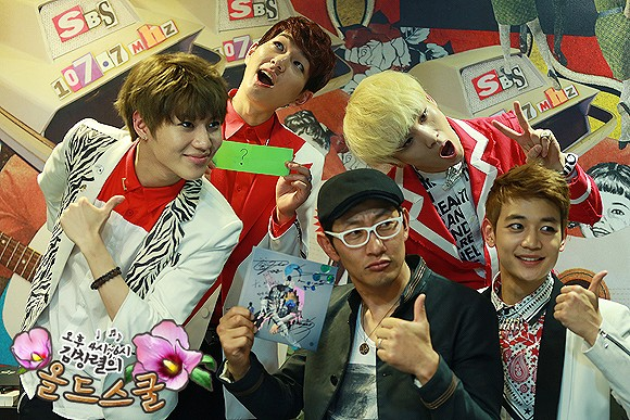 130509 SBS Radio Old School officialphoto-10-2