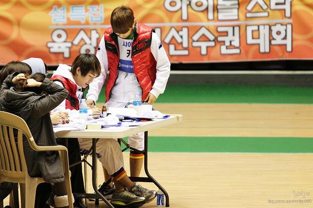 110123 Idol Athletics Championship - 15