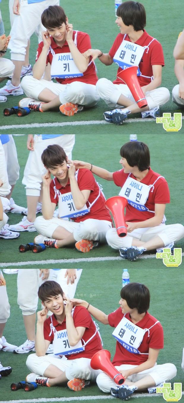 100914 Idol Athletic Championship -8