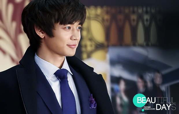 121231 SBS Drama Awards MINHO - 1