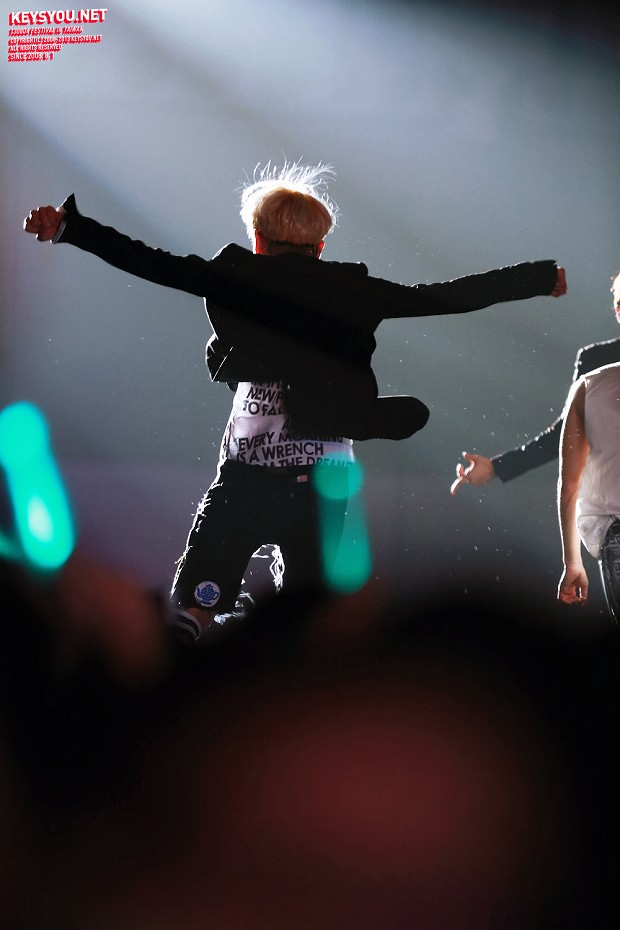 130804 SHINee FESTIVAL TOUR in TAIPEI - 1-3