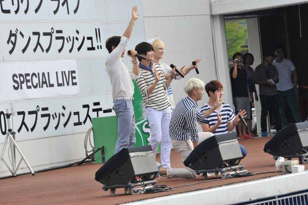 130813 SHINee Live @tokyo newsphoto -5