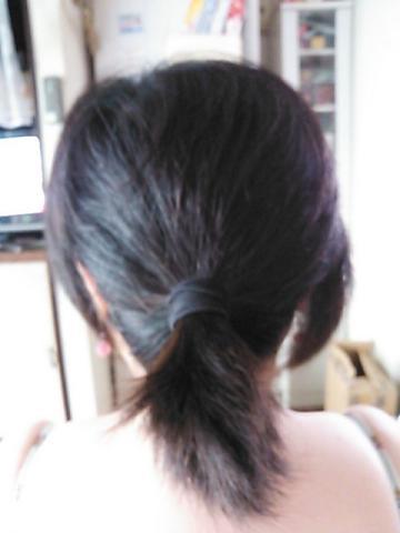 髪の毛 001