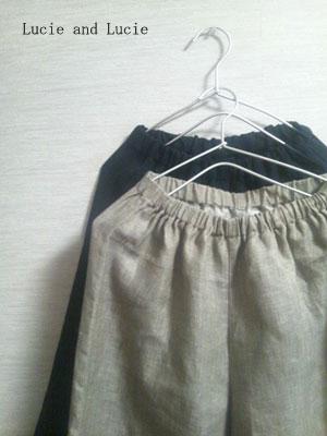 大人服ワイドパンツ01