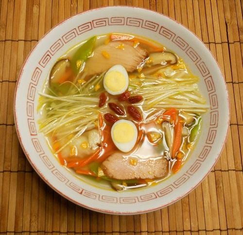 陳皮入り雑煮7