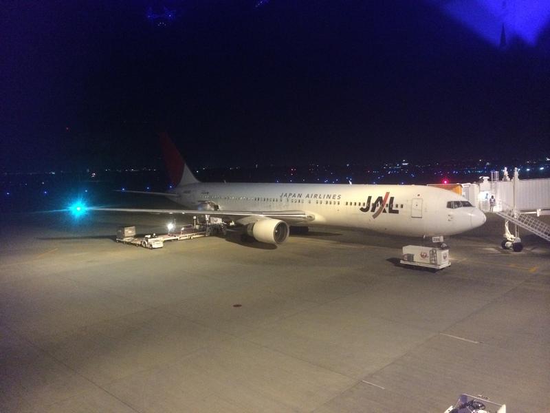 B767-300 JAL