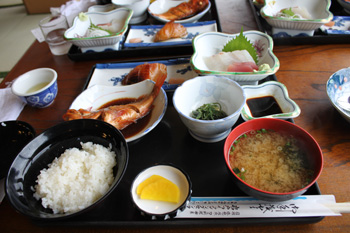 鳥取魚料理