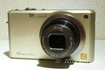パナソニック LUMIX DMC-FX100
