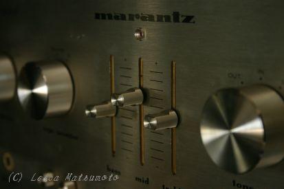 3ポジションの音質調整