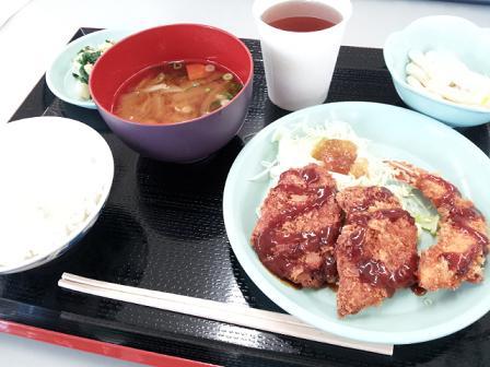OC昼食(2013.5.25)