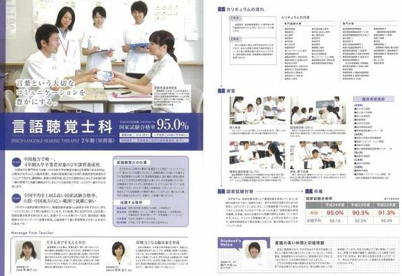 学科のページ
