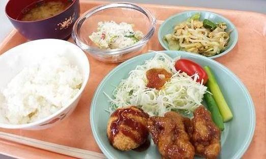 定食(2013.8.4)
