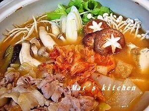 11-26キムチ鍋