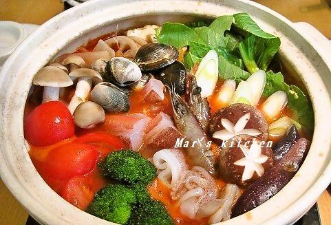 12-22トマト海鮮鍋