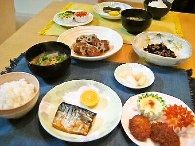 2-5惣菜ごはん