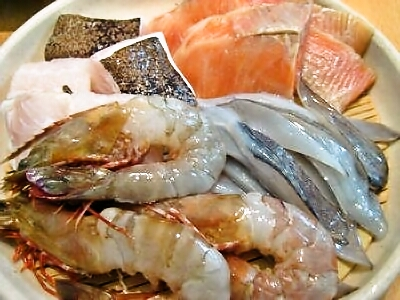 2-4 海鮮鍋 具