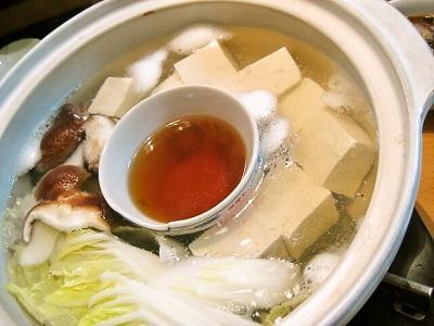 2-16 湯豆腐