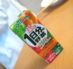 3-4朝野菜ジュース