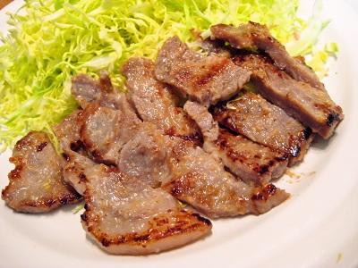 3-8 豚麹漬け焼き