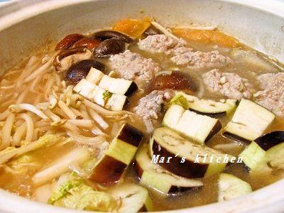 2-16 味噌鍋