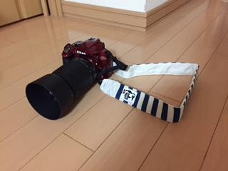 チャムス カメラ