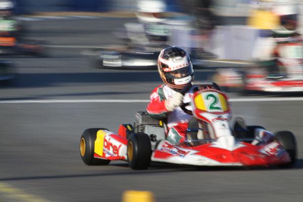 サーキット秋ヶ瀬 チャレンジカップカートレース