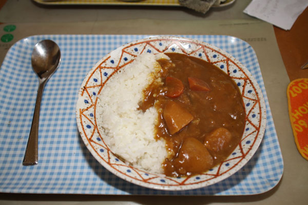 練馬野菜カレー