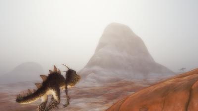 Foggy Planet