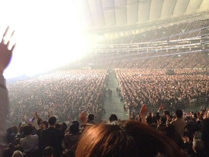 Out There Tour Japan 2013