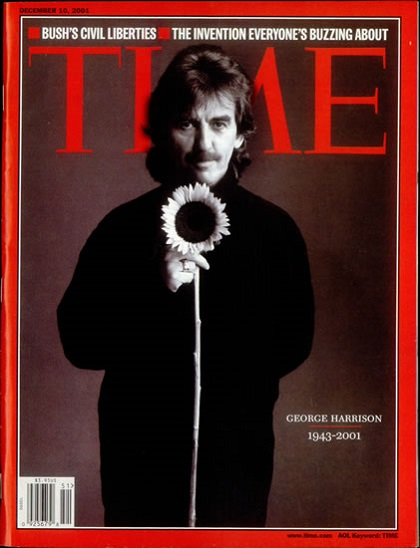 George Harrison - Time -