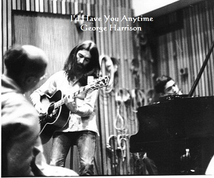 I'd Have You Anytime / George Harrison