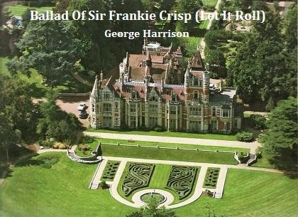 Ballad Of Sir Frankie Crisp (Let It Roll) / George Harrison