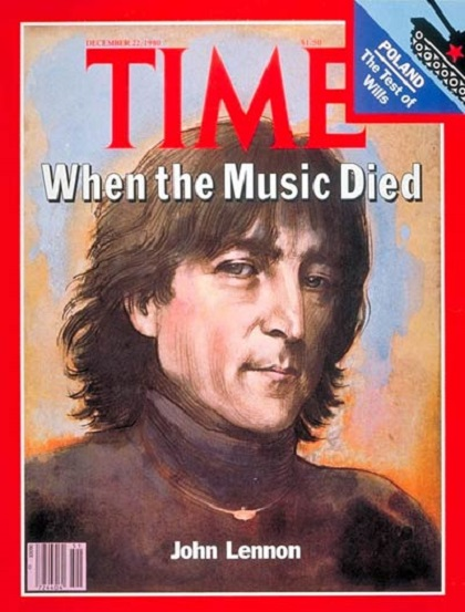 "John Lennon - Time ""When the Music Died"""