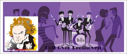 Roll Over Beethoven / The Beatles