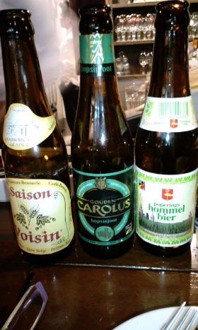 a3本ベルギービール