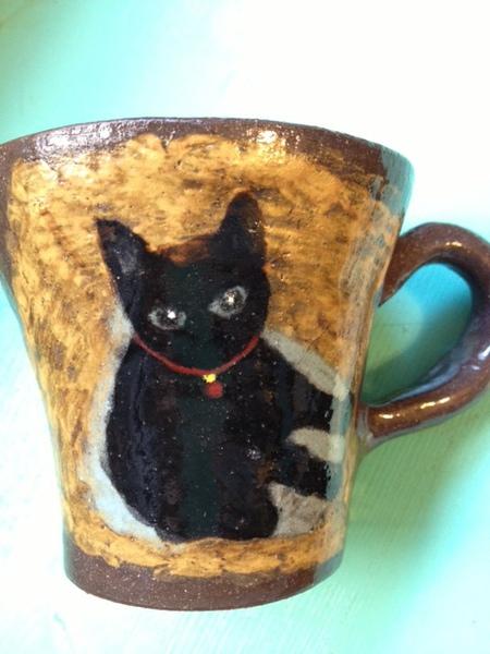 黒猫cup