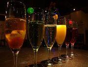 シャンパンカクテル