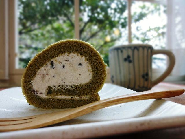 抹茶ロール2